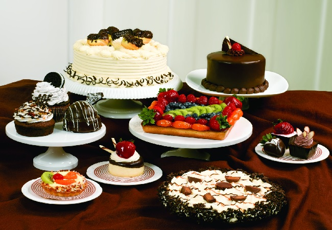 Sweets/Cakes
